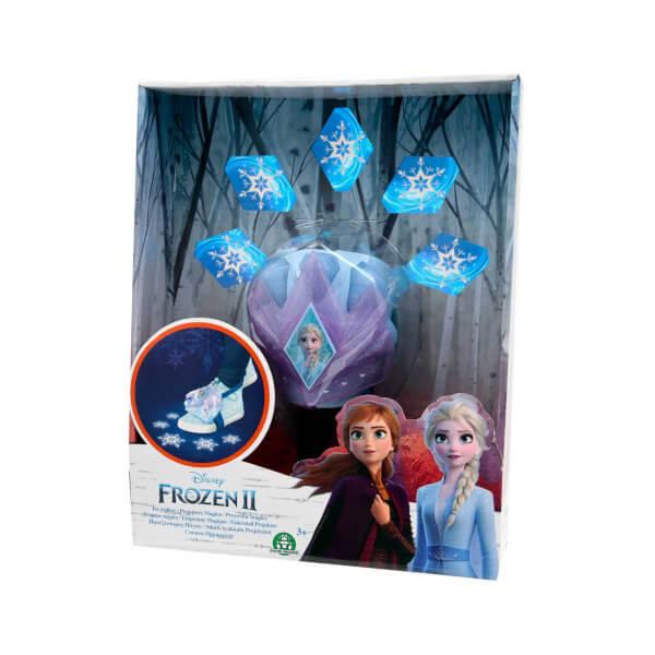 Frozen 2 Buzdan Adımlar Ayak Projeksiyonu