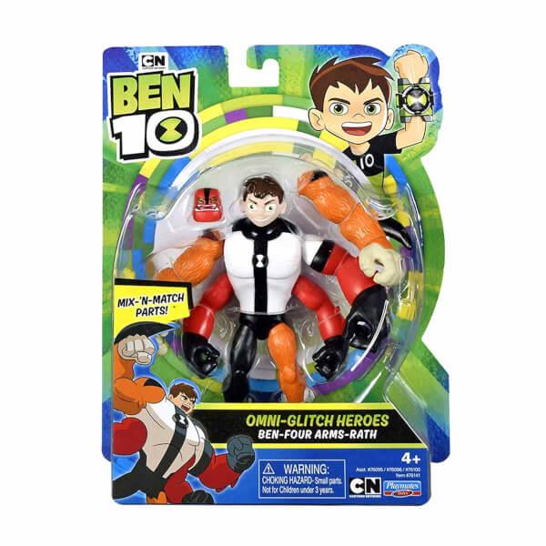 BEN 10 Aksiyon Figürler S1W8-76100X8