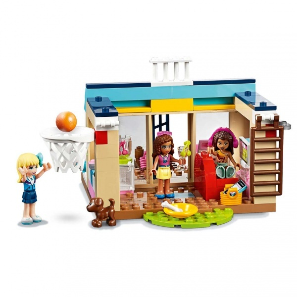 LEGO Juniors Stephanie'nin Göl Evi 10763