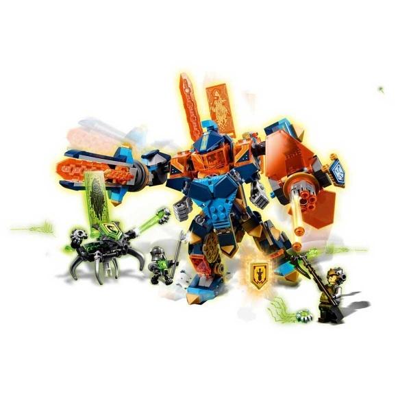 LEGO Nexo Knights Teknoloji Sihirbazı Hesaplaşması 72004
