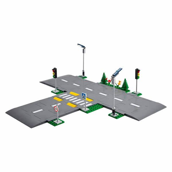 LEGO City Community Yol Zeminleri 60304