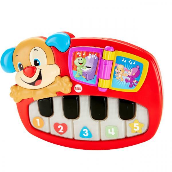 Fisher Price Eğitici Köpekçiğin Piyanosu