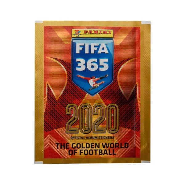 FIFA 365 2020 Çıkartma Kartı