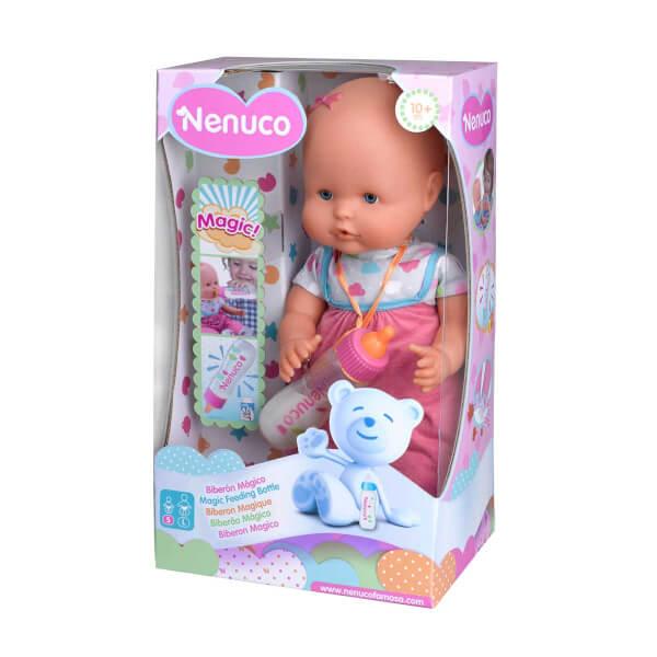 Nenuco Sihirli Biberonlu Bebek