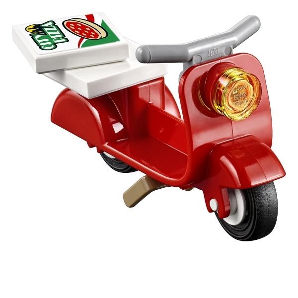 LEGO City Pizza Minibüsü 60150