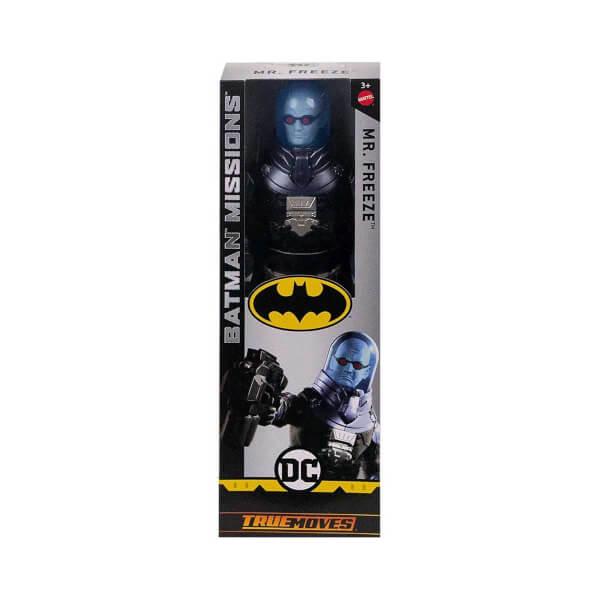 Batman Missions Mr. Freeze Figür 30 Cm. FVM76