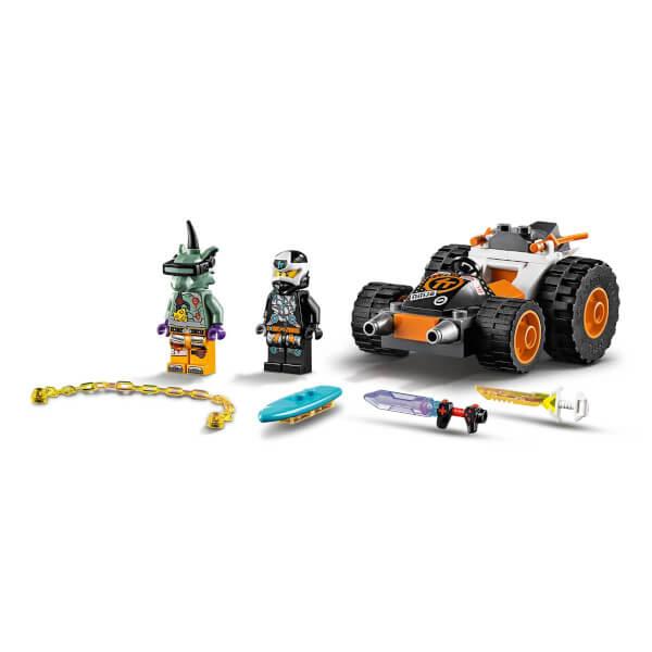 LEGO Ninjago Cole'un Hızlı Arabası 71706