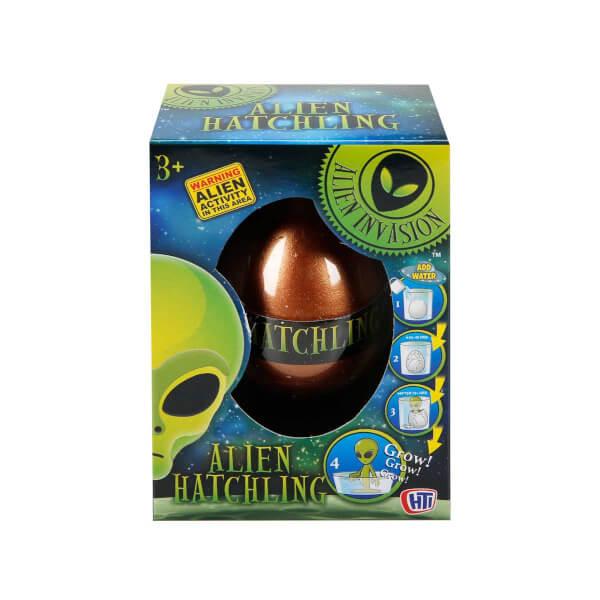 Invasion Alien Hatchling Yumurta