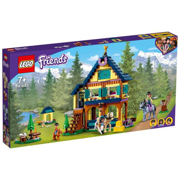 LEGO Friends Orman Binicilik Merkezi 41683