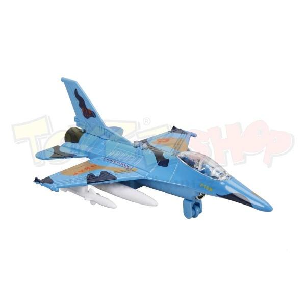 1:80 Metal Savaş Uçağı F16