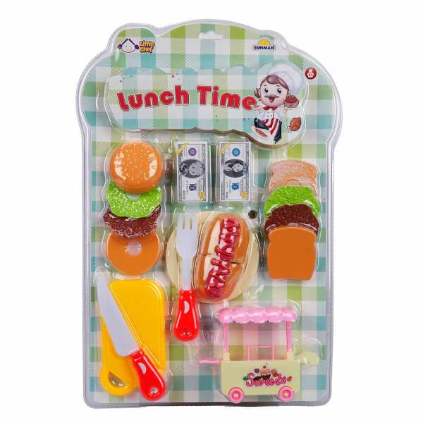 Little Chef Fast Food Seti