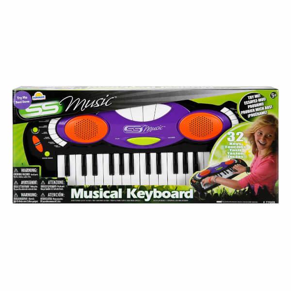 Müzikal Org 32 Tuşlu