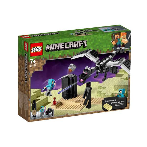 LEGO Minecraft  End Savaşı 21151