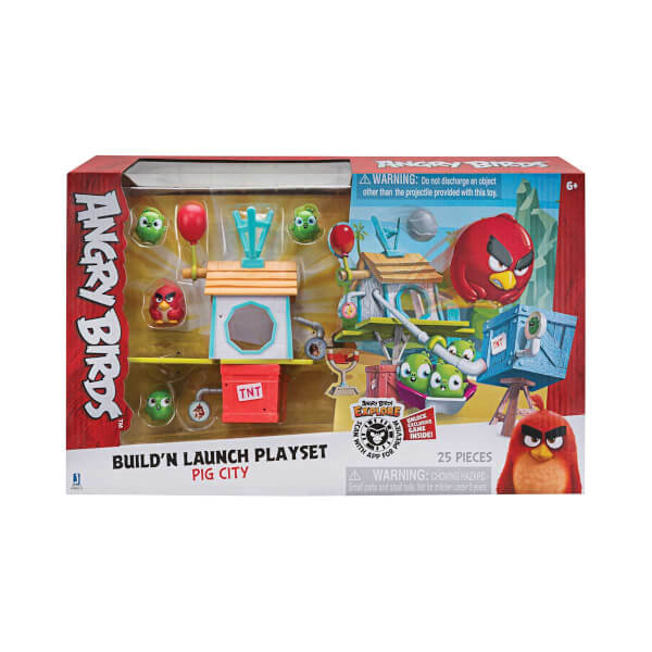 Angry Birds Fırlat Oyun Seti ANB0013
