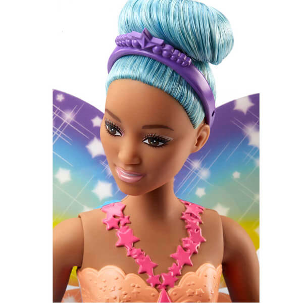 Barbie Sihirli Dönüşen Peri Kızı