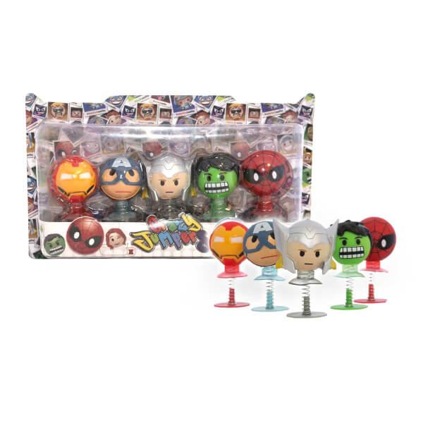 Crazy Jumpers 5'li Kahramanlar Paketi