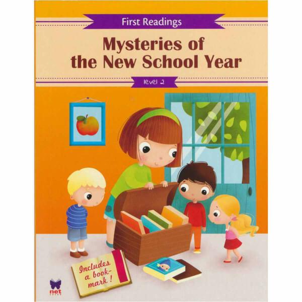 Mysteries Of The New School Year  Level 2  İngilizce Hikaye Kitabı