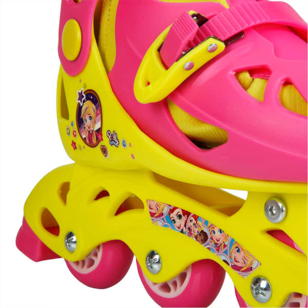 Polly Pocket Inline 4 Teker Paten
