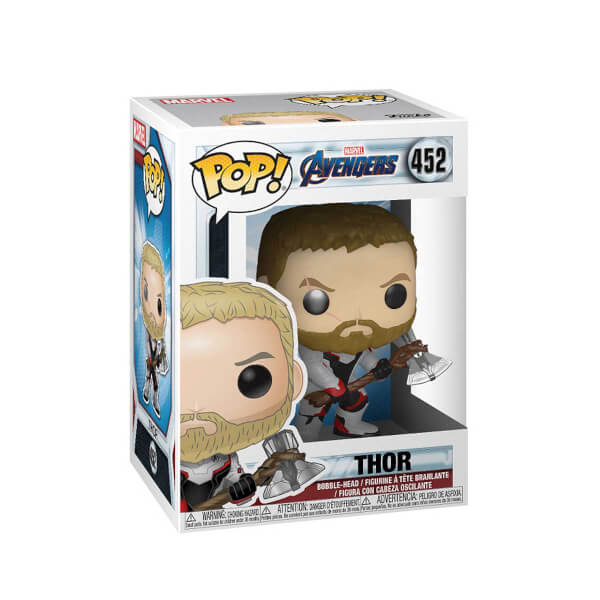 Funko Pop Marvel Avengers Endgame: Thor Figür