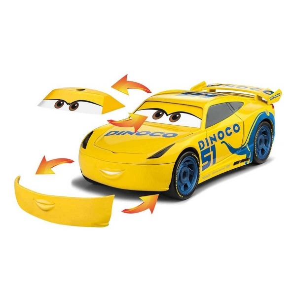 Revell Cars 3 Cruz Ramirez Çocuk Kit 21,5 cm.