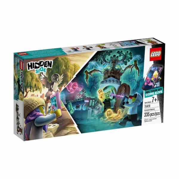 LEGO Hidden Side Mezarlık Gizemi 70420