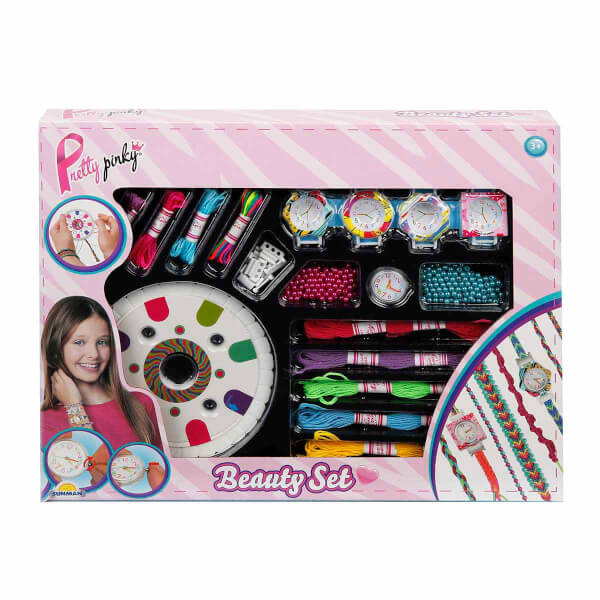 Pretty Pinky Takı Ve Saat Tasarım Seti