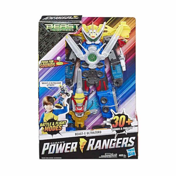 Power Rangers Beast Morphers Beast-X Ultrazord E5894