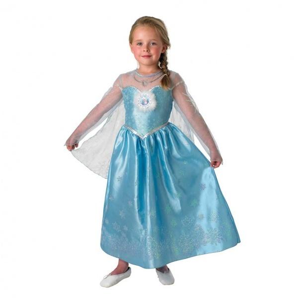 Frozen Elsa Kostüm L Beden