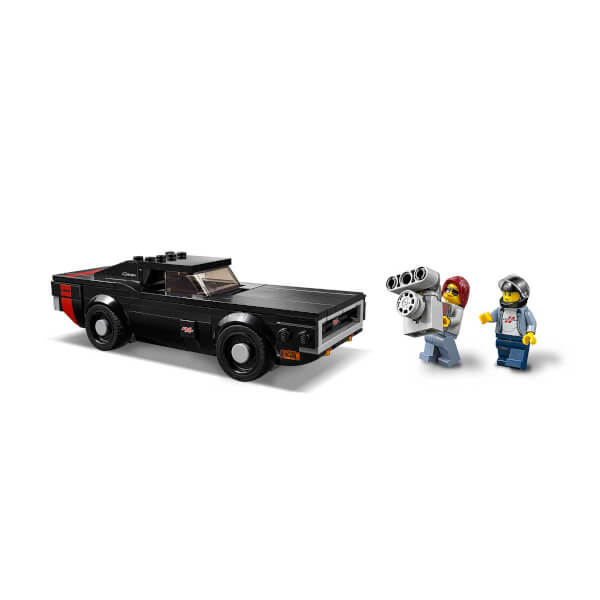LEGO Speed Champions  2018 Dodge Challenger SRT Demon ve 1970 Dodge Charger R/T 75893