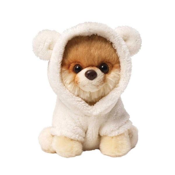 Boo Bear Suit Peluş