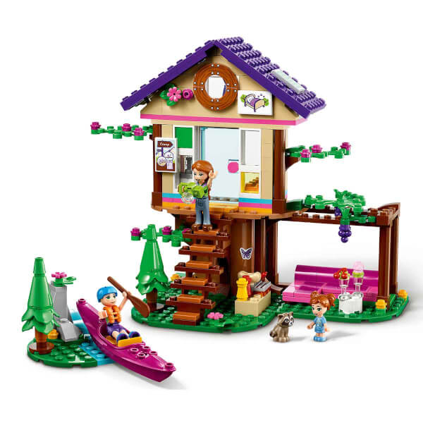 LEGO Friends Orman Evi 41679