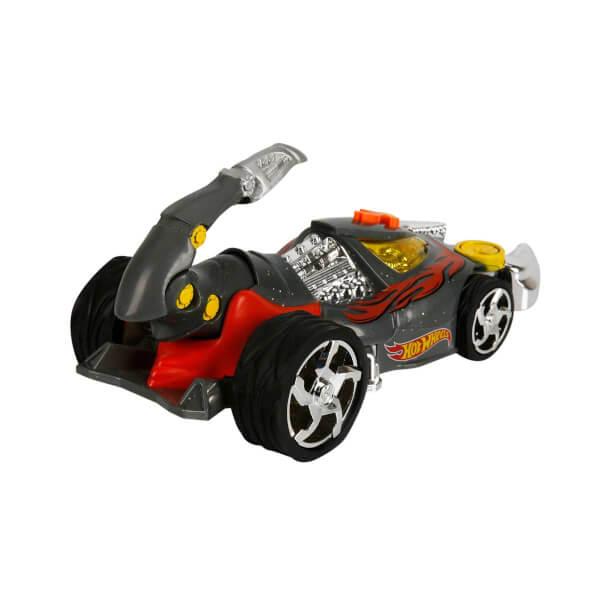 Hot Wheels Sesli ve Işıklı Monster Action Araba 22 cm.