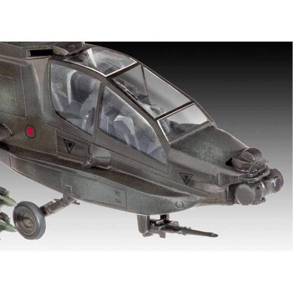 Revell 1:100 AH-64A Apache Model Set Helikopter 64985
