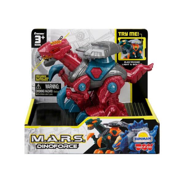 M.A.R.S. Sesli ve Işıklı Dinoforce