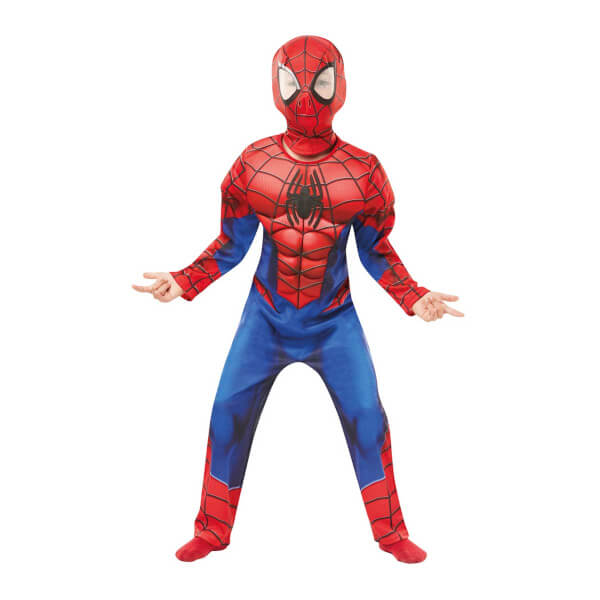 Spiderman Deluxe Kostüm S Beden