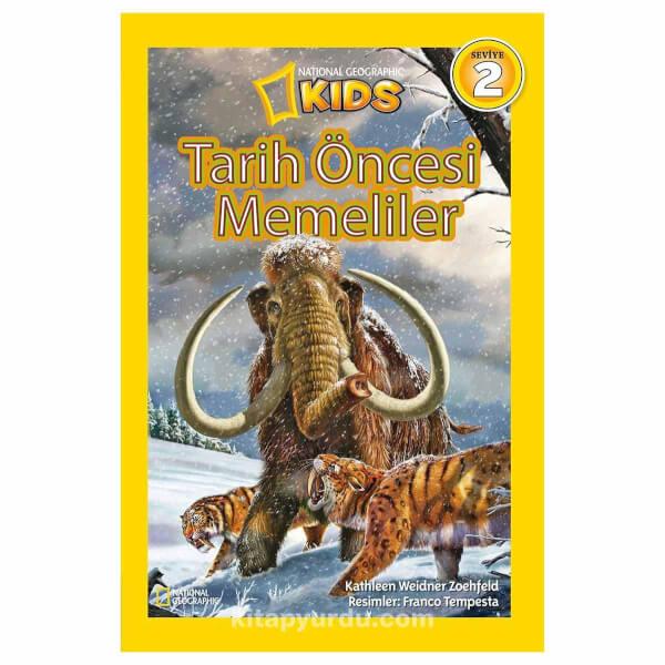 National Geographic Kids Tarih Öncesi Memeliler