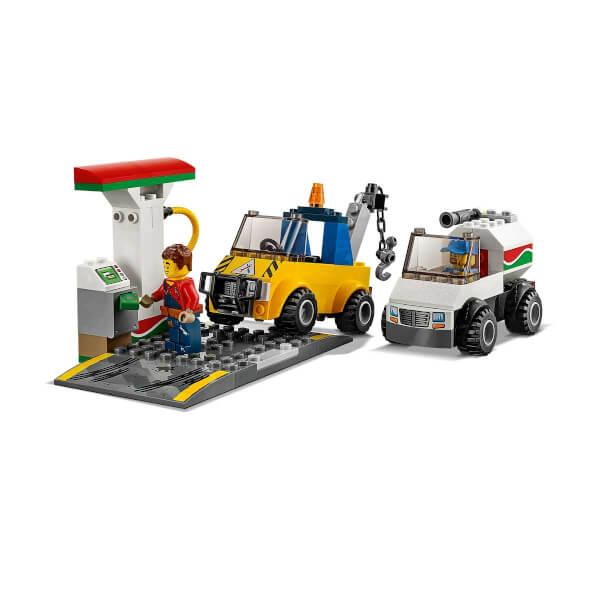 LEGO City Town Araç Bakım Merkezi 60232
