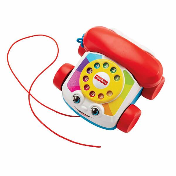 Fisher Price Geveze Telefon FGW66