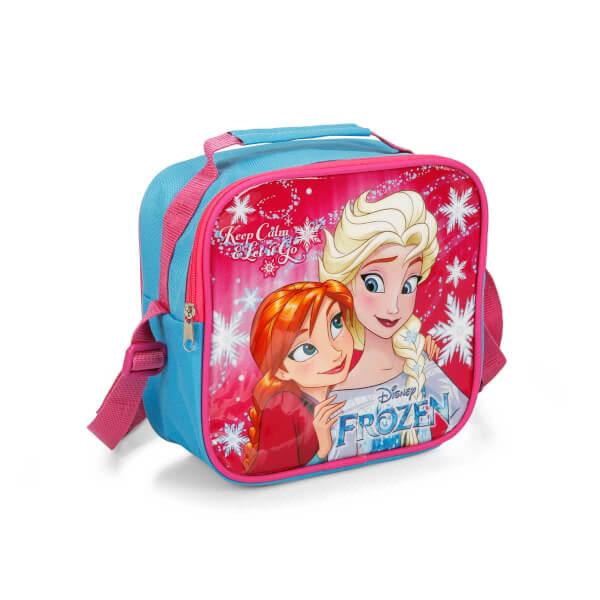 Frozen Elsa & Anna Beslenme Çantası 96456