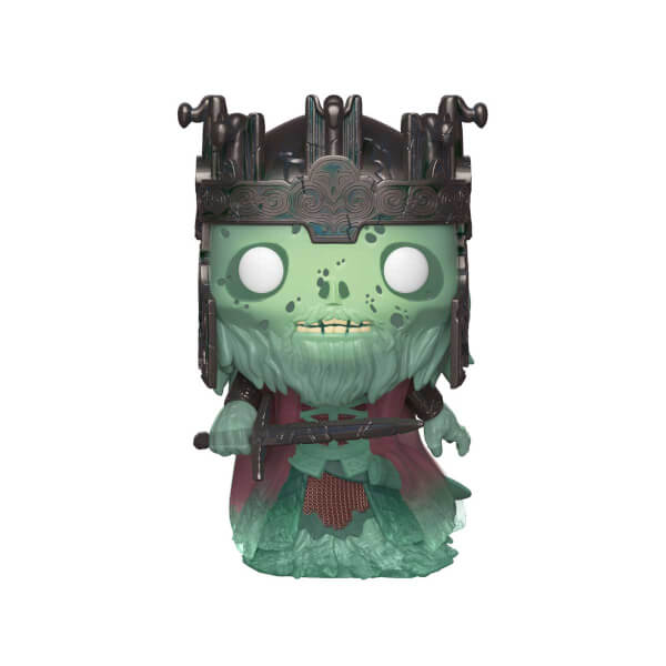 Funko Pop Lord Of Rings Hobbit: Dunharrow King Figür