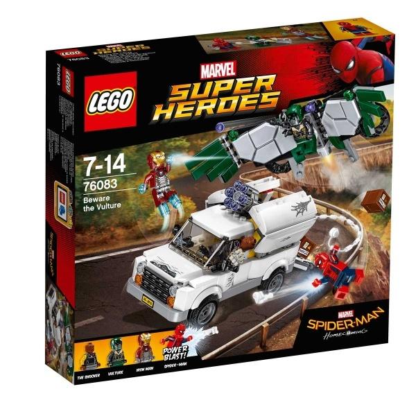 LEGO Marvel Heroes Vulture Mücadelesi 76083