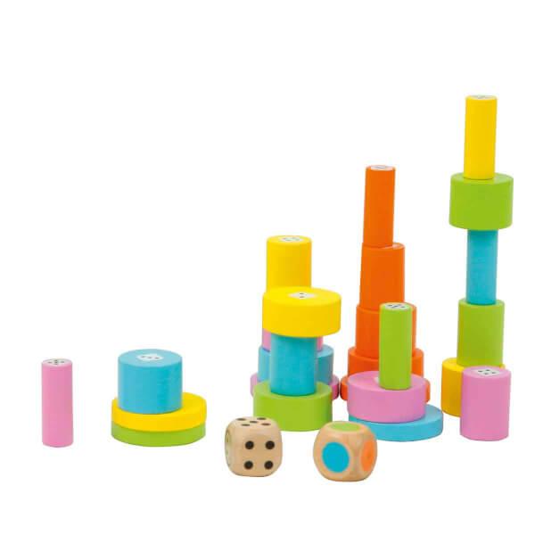 Beleduc Torreta Mini Sayılar Kulesi