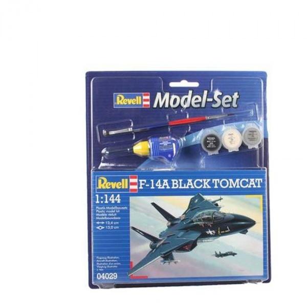 Revell 1:144 F-14A Tomcat B.Bunny Model Set Uçak