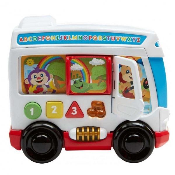 Eğitici Köpekçiğin Otobüsü
