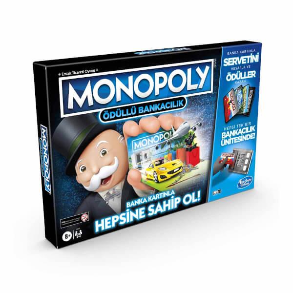 Monopoly Ödüllü Bankacılık E8978