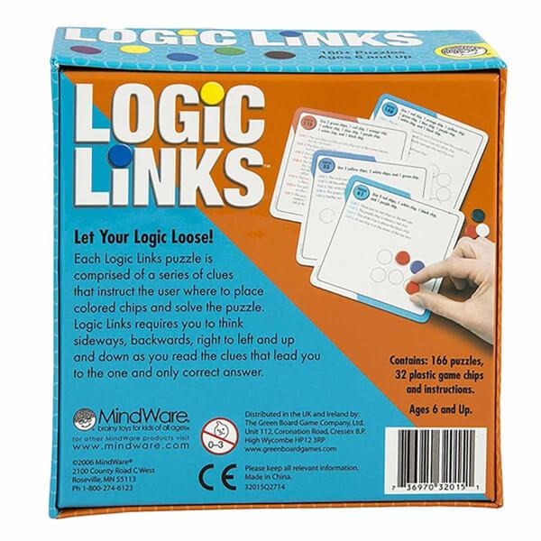 Logic Links Puzzle Box
