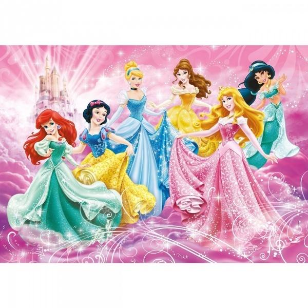 24 Parça Maxi Puzzle : Disney Princess