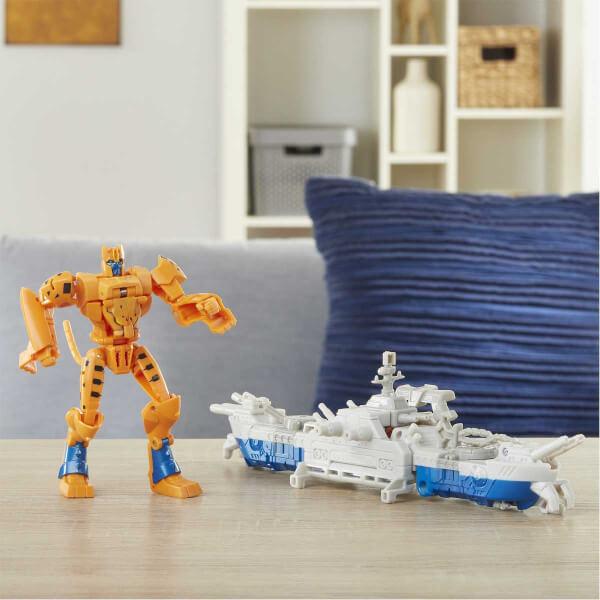 Transformers Cyberverse Spark Armor Elite Figür E4220