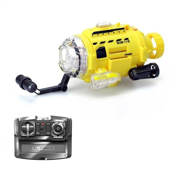 Silverlit Uzaktan Kumandalı SpyCam Aqua Sualtı Aracı 3CH Kameralı
