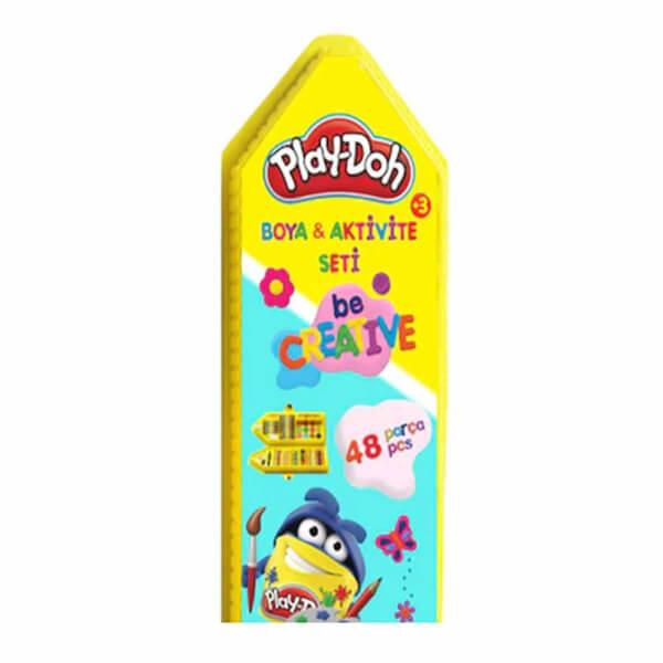 Play Doh Boya Ve Aktivite Seti 48 Parça